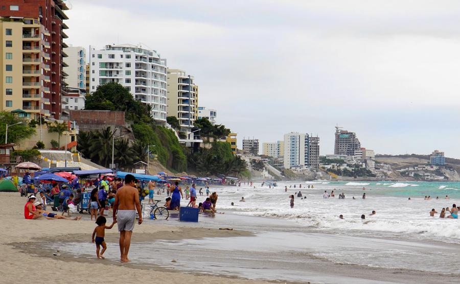 Manta - Playa Murcielago